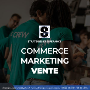 COMMERCE-MARKETING-VENTE