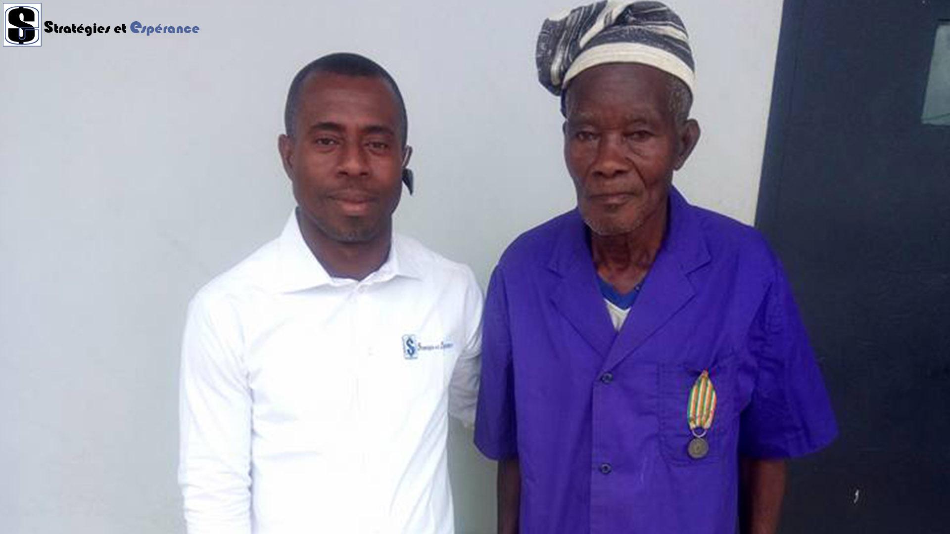 2017: Assistance conseil dossier retraite, Cas Bayala 32 ans après son départ à la retraite.